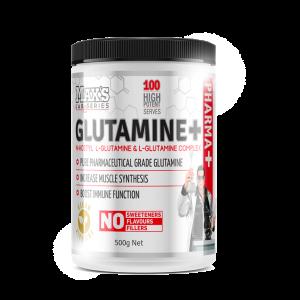 Max's Lab Series Glutamine Plus