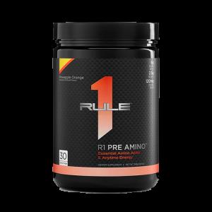 R1 Pre Amino by Rule 1