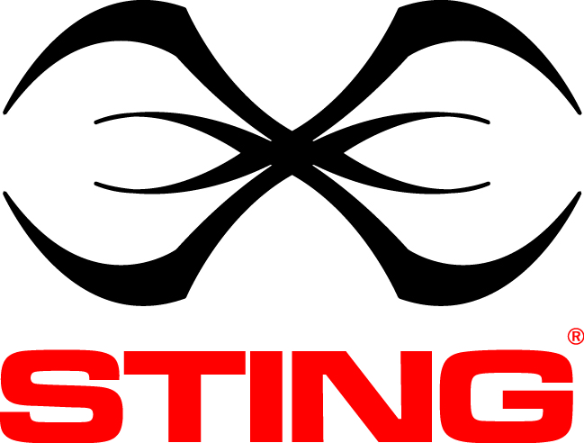 Sting fitness business logo