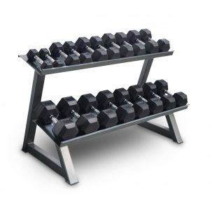 Dumbell rack