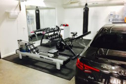 Home Gym Fitout in Hawthorn East by The Fitness Shop