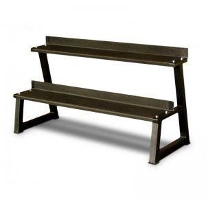 Kettelbell tray rack