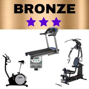 3 Star Bronze Home Fitness Studio Package