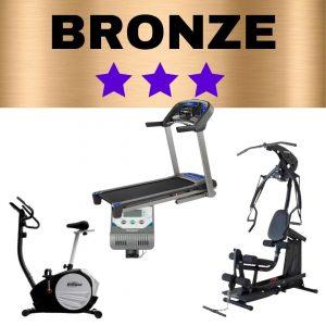 3 Star Bronze Home Fitness Studio Package