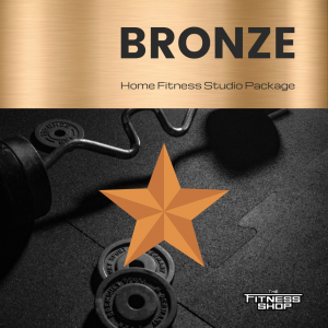 Bronze home fitness studio package