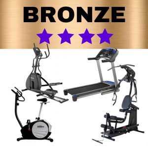 4 Star Bronze Home Fitness Studio Package
