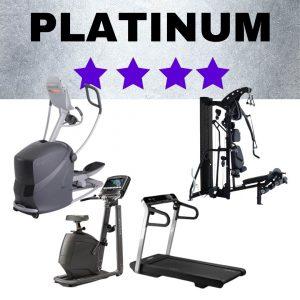 Platinum 4 star home fitness studio package