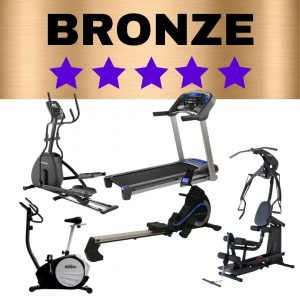 5 Star Bronze Home Fitness Studio Package