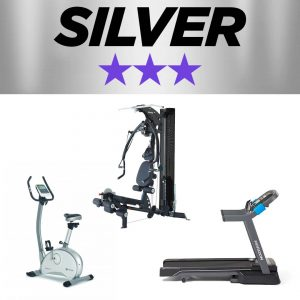 Home Fitness Studio Package Silver 3 Star