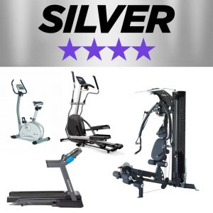 Home Fitness Studio Package Silver 4 Star
