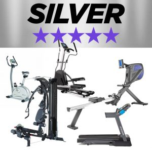 Home Fitness Studio Package Silver 5 Star