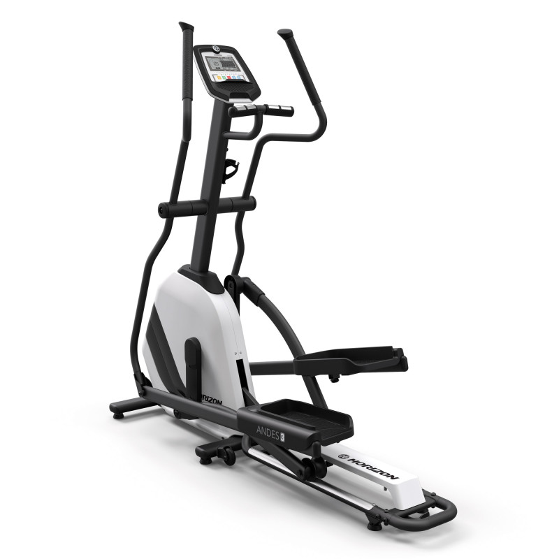 Horizon Elliptical Trainer: Horizon Andes 3 Elliptical Cross Trainer