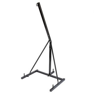 Tall boxing bag stand