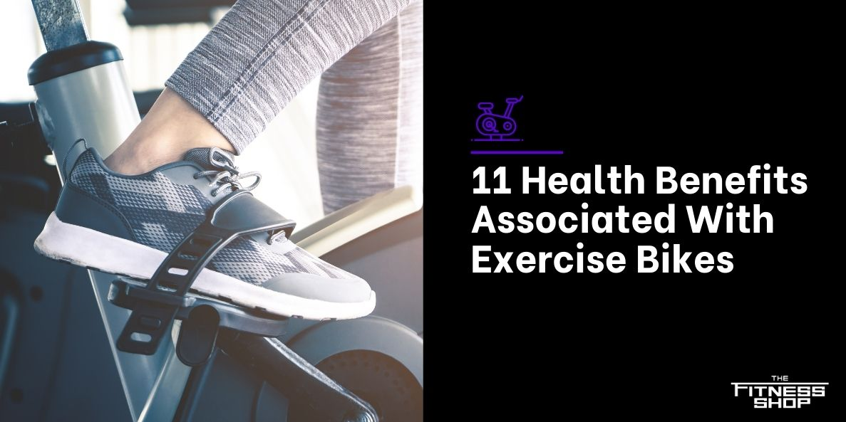 11 health benefits associated with exercise bikes