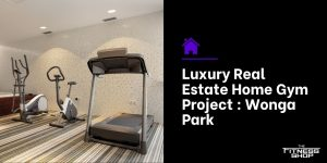 Luxury Real Estate Home Gym Project _ 8 Jamieson Wonga Park