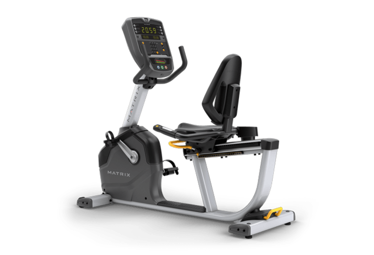 Matrix R1x Recumbent Cycle