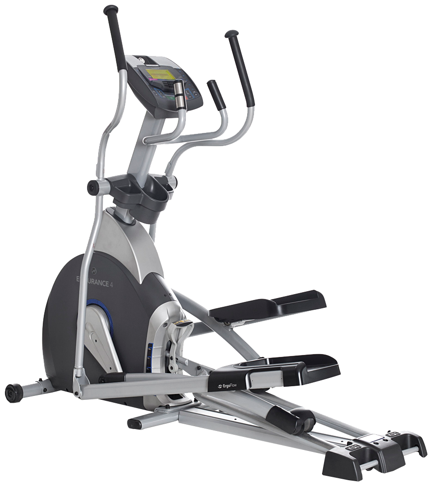Horizon Elliptical Trainer: Horizon Endurance 4 Elliptical Cross Trainer