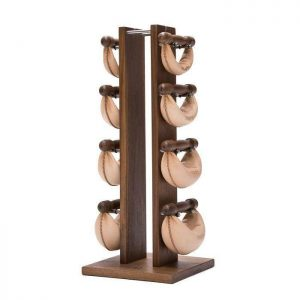 swing tower walnut