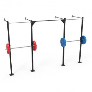 Wall Mounted Double Cell Rack