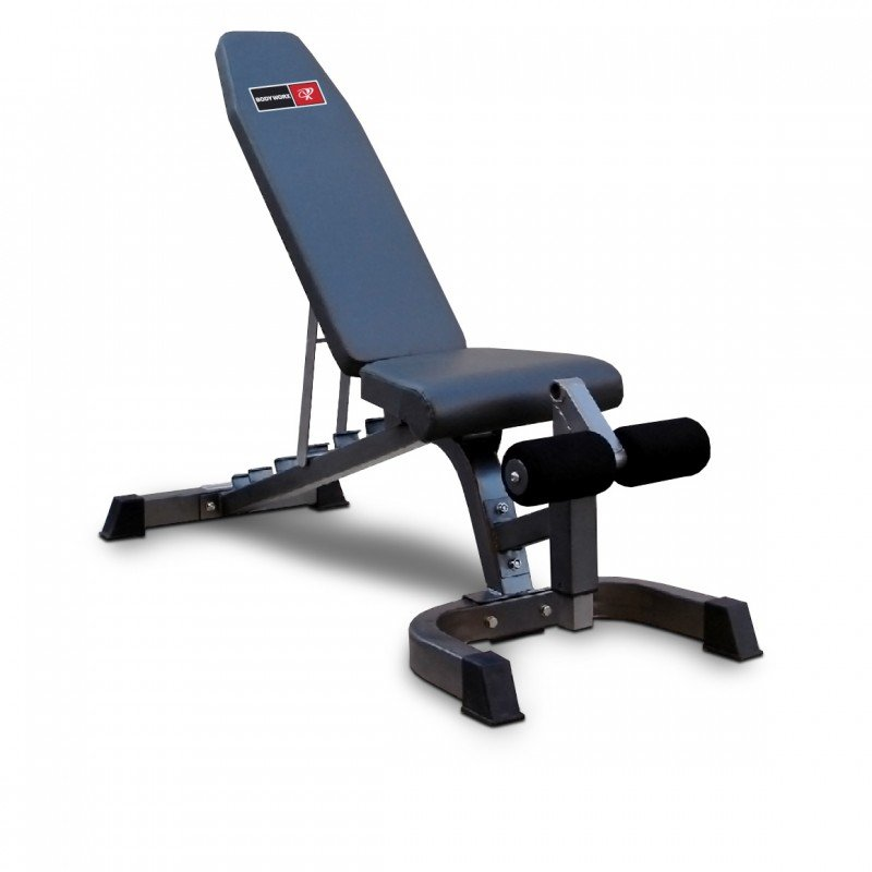 BODYWORX C430UB Heavy Duty FID Utility Bench