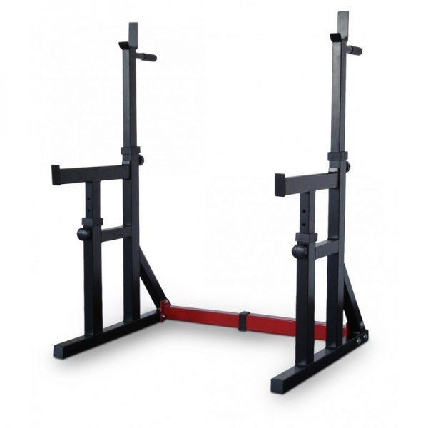 BODYWORX L415SR ADJUSTABLE SQUAT RACK/DIP STAND