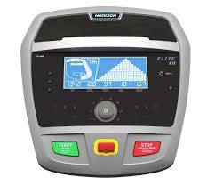 Horizon T7.1 Treadmill Console