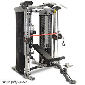 Inspire FT2 Functional Trainer/ Smith Machine Fully Loaded