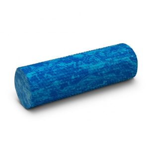 FOAM ROLLER 45CM Blue / White