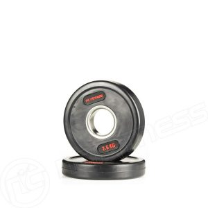 2.5kg Olympic Rubber Coated Weight Plate