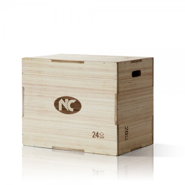 3-IN-1 WOODEN PLYOMETRIC BOX