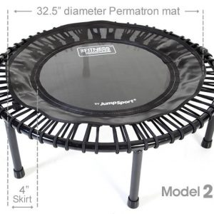 JUMPSPORT 230F (FOLDING) FITNESS TRAMPOLINE