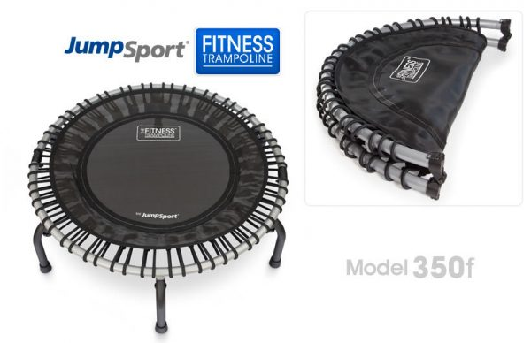 JUMPSPORT 350F (FOLDING) FITNESS TRAMPOLINE