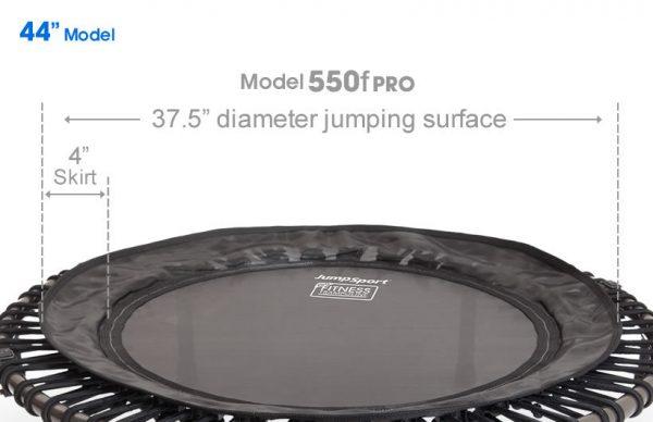 JUMPSPORT 550F (FOLDING) PRO FITNESS