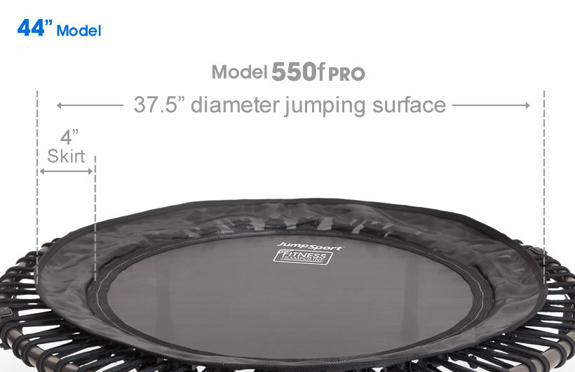 JUMPSPORT 550F (FOLDING) PRO FITNESS