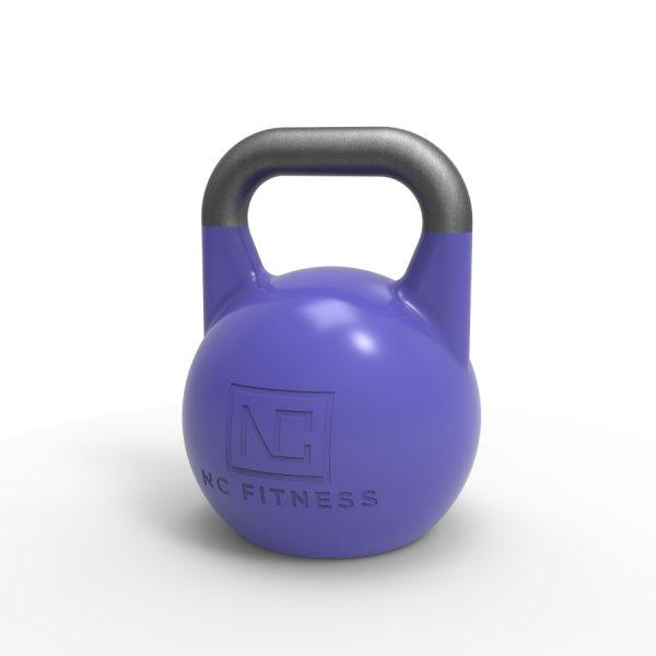 purple pro grade kettlebell