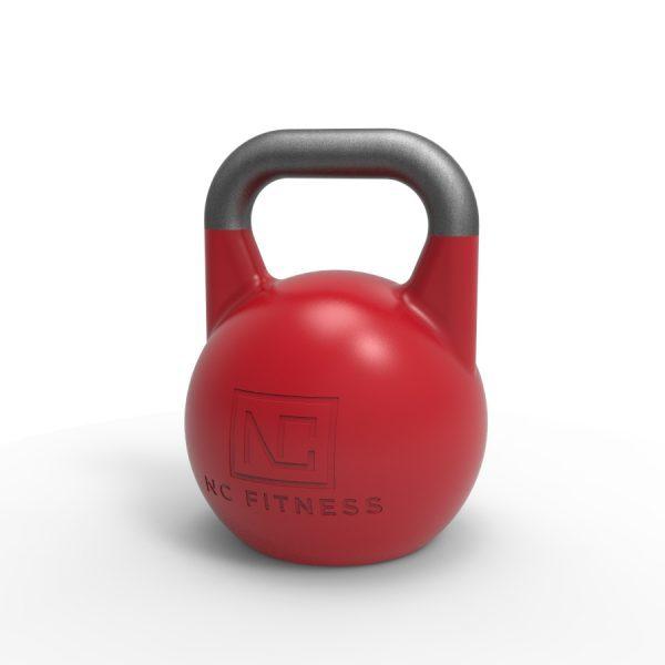 red pro grade kettlebell