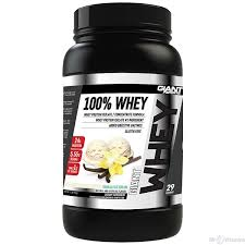 100% WHEY BY GIANT SPORTS DOUBLE CHOCOLATE 2LB