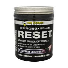 POWER PERFORMANCE RESET