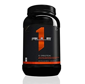 R1 PROTEIN WPI BY RULE 1 PROTEIN CHOCOLATE FUDGE 2.5LBS