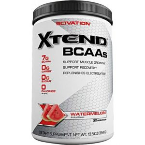 XTEND BCAA's WATERMELON 30 SERVES