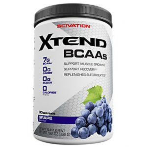 Xtend bcaa's grape 30 serves