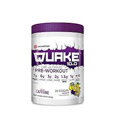 Scivation Quake 10.0 Lemon Drop 20 serves