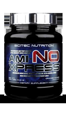 Ami-No Xpress Peach Ice Tea