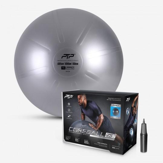 Silver 75cm PTP Core Ball