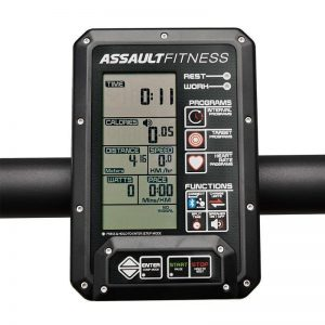 Assault Fitness AirRunner Manual Treadmill Console