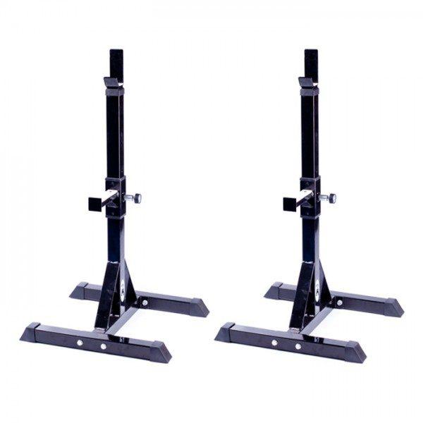 Squat rack pair