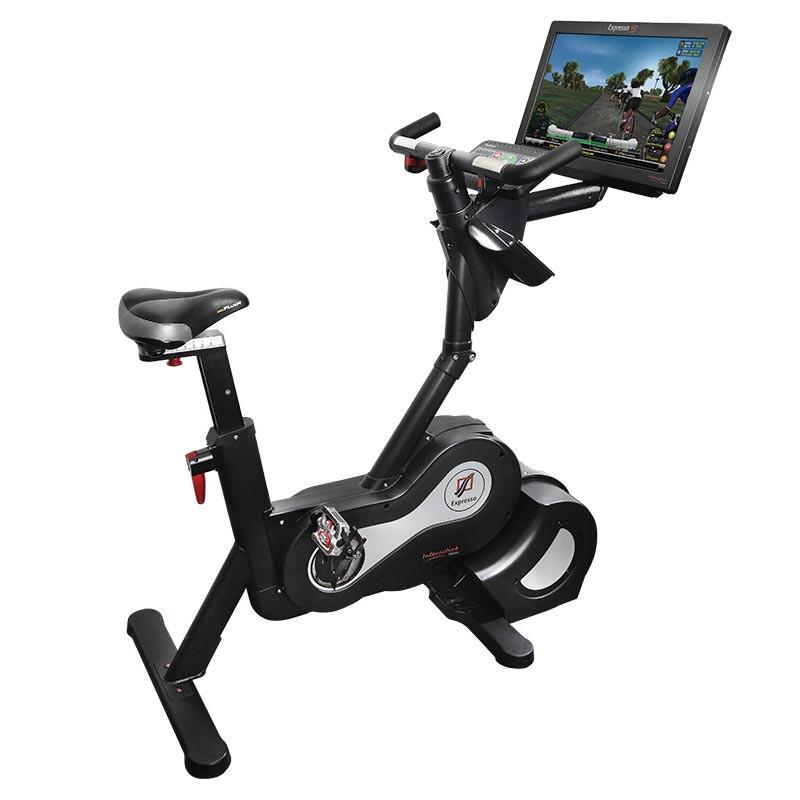 Expresso HD Upright Bike Rear