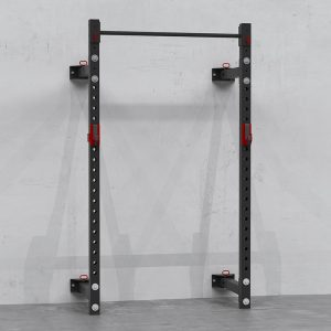 Pivot fitness evolution series foldable squat rack