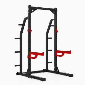 PIVOT Fitness HD Half Rack