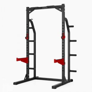 PIVOT Fitness Evolution H Series Heavy Duty Half Rack 2